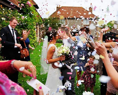 Countryside Wedding Venue West Sussex