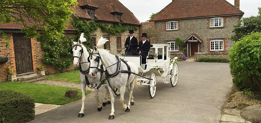 Countryside Wedding Venue West Sussex