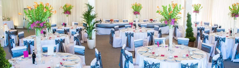 West Sussex Wedding Venue Reception