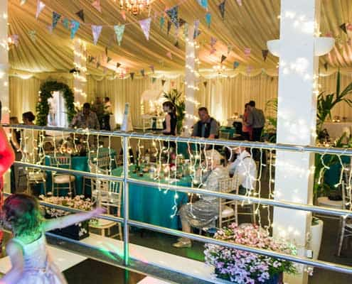 anniversaries at Selden Barns event venue