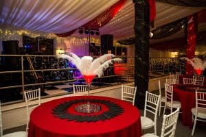 Birthday parties at selden barns venue