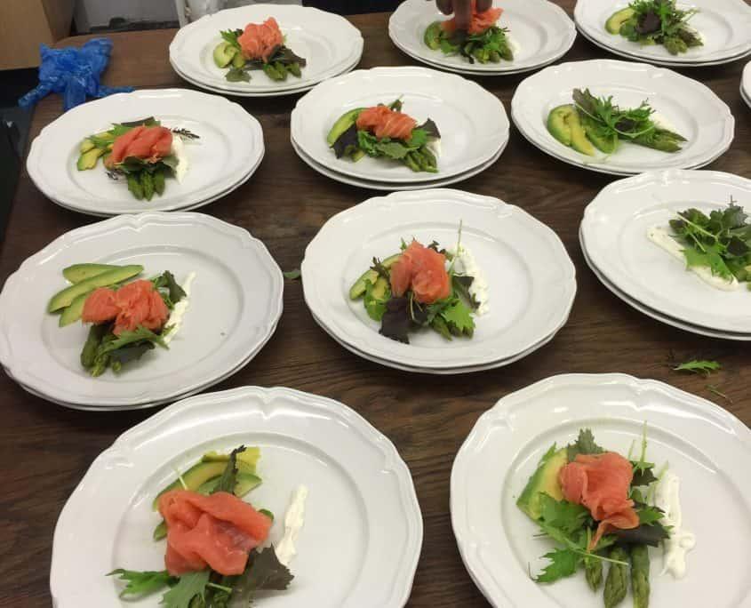 wedding caterering